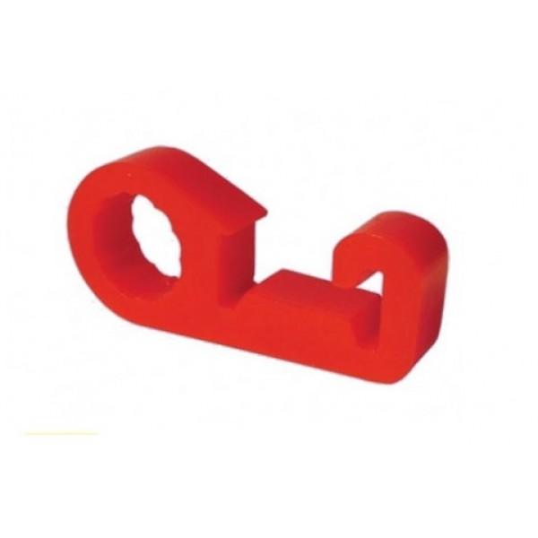 Držač ručice dizalice crveni