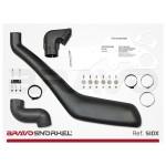 Bravo Snorkel Isuzu D-max 2012+