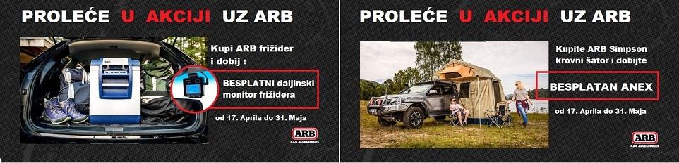 ARB prolećna promocija