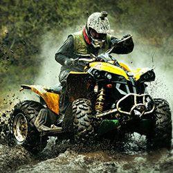 ATV/qvad/motori