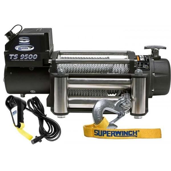 Vitlo Superwinch Tiger Shark 9500 12V